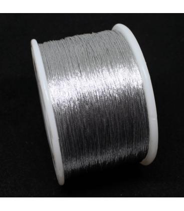 Nić metalizowana do haftu 0,3mm - 700m