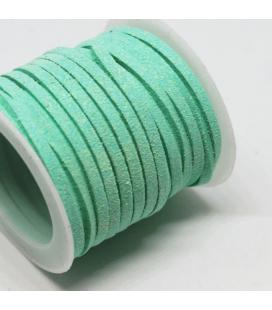 Rzemień zamszowy sztuczny 3mm - 1m