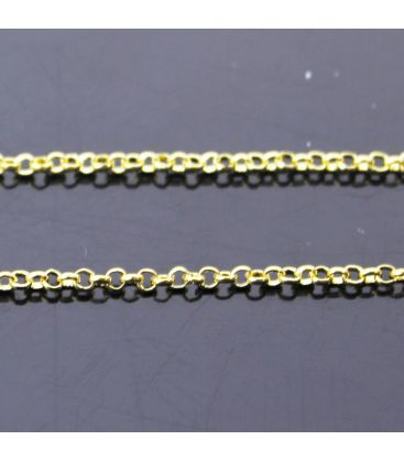 Łańcuch metalowy 2.5mm - 1m