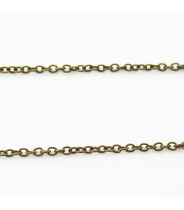 Łańcuch metalowy 1.5mm - 1m