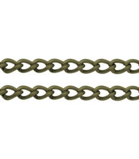Łańcuch metalowy 4x2.5mm - 1m