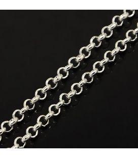 Łańcuch metalowy 2mm - 1m