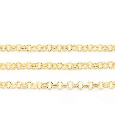 Łańcuch metalowy 3.5mm - 1m