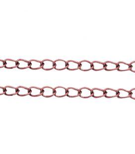 Łańcuch metalowy 4x5mm - 1m