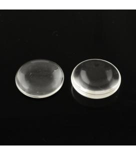 Kaboszon szklany 10mm - 10szt