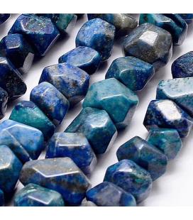 Lapis lazuli bryłka ok. 8mm - 3szt