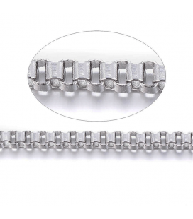 Łańcuch stalowy 2mm - 0,5m