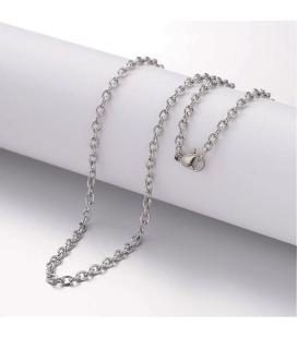 Łańcuch stalowy 2x3mm - 1 szt