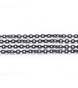 Łańcuch stalowy 2,5x2mm - 0,5m