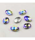 Cyrkonia kryształek owalny 18x13mm