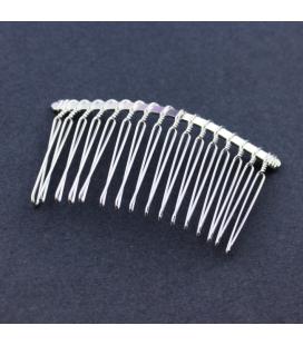 Grzebień z metalu 37x50 - 3szt