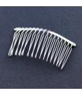 Grzebień z metalu 35 x60 mm - 1 szt.