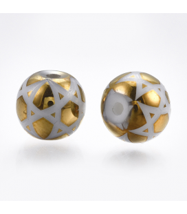 Kryształki bicone fasetowane 8mm