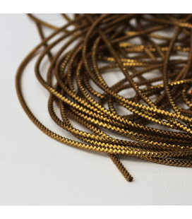 Bajorek ozdobny Antique Gold 2 mm - 4g