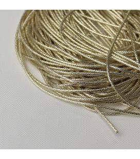 Bajorek ozdobny Light Gold 2 mm - 2g