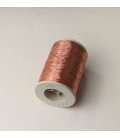 Nić metalizowana do haftu 0,5 mm - 125 m