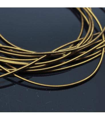 Bajorek sztywny Antique Gold -1 mm - 10g