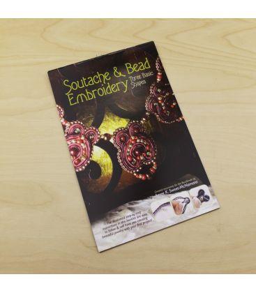 SOUTACHE & BEAD EMBROIDERY - Three Basic Shapes - Amee K. Sweet-McNamara