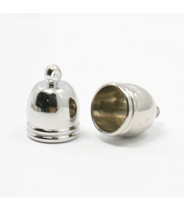 Wklejka ozdobna dzwonek 8,5mm - 10szt