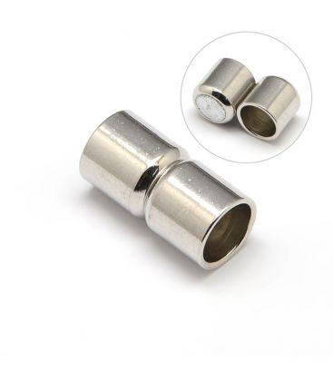 Zapięcie magnetyczne 6mm - 3szt