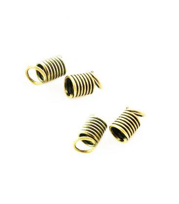 Зажим для лент и шнуров пружинный 3 мм