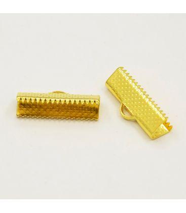 Зажим для лент и шнуров 25 мм