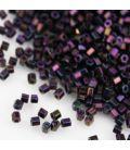 TOHO Hexagon 11/0  Metallic Iris Purple