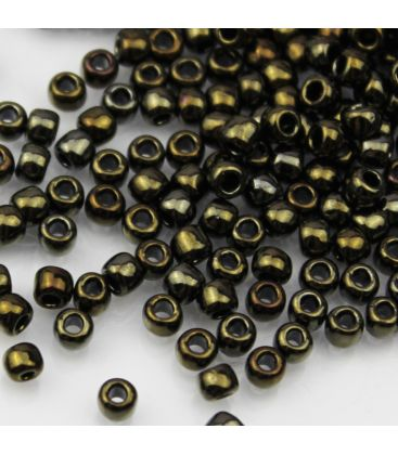 TOHO Round 6/0 Metallic Iris Broun