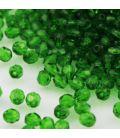 Beads Fire Polish 4 mm Green