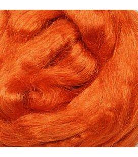 Jedwab do filcowania KNORR prandle Tussan-silk orange - 10g