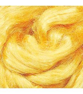 Jedwab do filcowania KNORR prandle Tussan-silk żółty - 10g