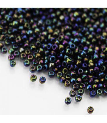 TOHO Round 11/0 Metallic Rainbow Iris