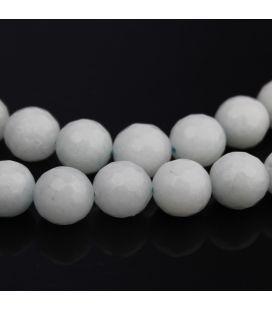 Jadeit fasetowany 12mm - 10szt