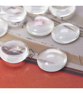Kaboszon szklany 12mm - 10szt