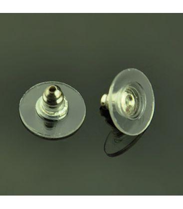 Baranki z metalu i silikonu 8x12mm