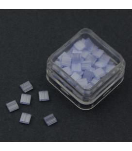 Miyuki TILA 5mm Silk Pale Blue - 30szt