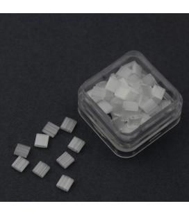 Miyuki TILA 5mm Crystal Frosted Mist - 30szt