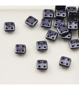 CzachMates QuadraTile Hematite - 5g