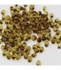 Miyuki Drop 3,4mm Picasso Saffron Transparent - 10g