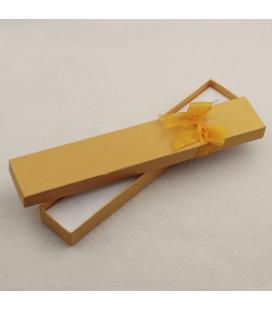 Pudełko tekturowe na biżuterię 43x23mm - 1 szt