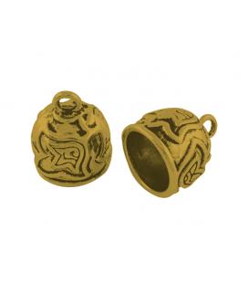 Wklejka ozdobna dzwonek 12mm - 6szt