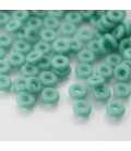 O-BEAD 2x4mm Jade - 5g