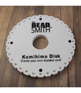 Dysk KUMIHIMO 15cm okrągły - 1szt
