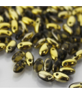 Rizo 2,5x6mm Black Diamond Amber - 10g