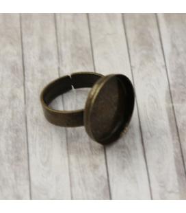 Baza do pierścionka 16mm - 1szt