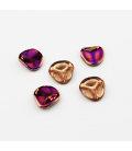 Rose Petals Crystal Sliperit - 15szt
