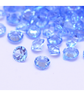 Diamenciki akrylowe 3x2mm - 5g