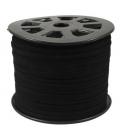 Rzemień zamszowy sztuczny 5mm - 1m