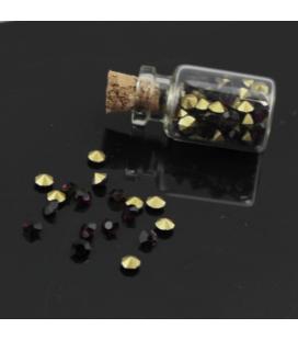 Cyrkonia do wklejania 3mm - 10szt