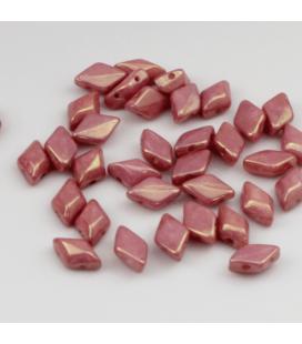 GEMDUO 8/5 mm Luster - Metallic Pink - 5 gram